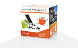 MA BOX SOLAIRE NOMADE 50