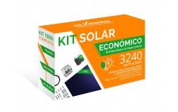 Kit de autoconsumo solar al...