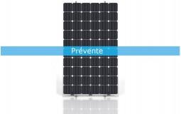 Panneau solaire Bi-verre 300Wc monocristallin