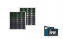 Neo Bank 312 - Kit solaire nomade rigide français